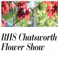 RHS Chatsworth Flower Show - Image: twitter.com/ChatsworthHouse