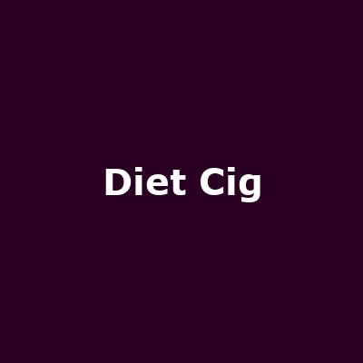 - Image: www.facebook.com/dietcigmusic/
