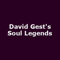 David Gest's Soul Legends - The Legacy Tour