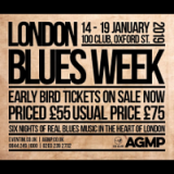 London Blues Week