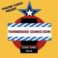 Tonbridge Comic-Con 2018