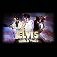 Elvis Tribute Artist World Tour