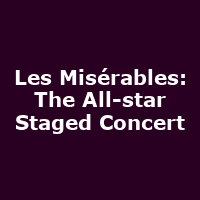 Les Misérables - The All-Star Staged Concert