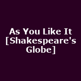 As You Like It - Image: www.shakespearesglobe.com/