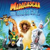 Madagascar The Musical - Image: twitter.com/madUKtour