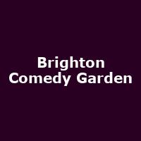 Brighton Comedy Garden, Tom Allen, Nina Conti, Suzi Ruffell, Andrew Maxwell