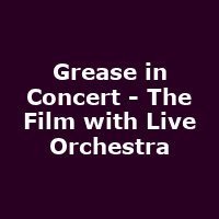 - The Film with Live Orchestra