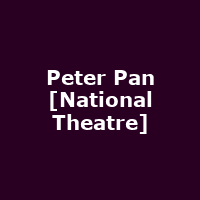 Peter Pan - Image: www.nationaltheatre.org.uk