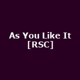 As You Like It [RSC]