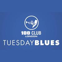 London 100 Club Tuesday Blues, Dana Gillespie