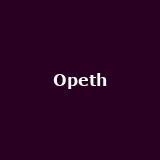Opeth - Image: www.opeth.com