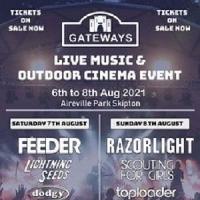 Gateways, Razorlight, Scouting for Girls, The Lightning Seeds, Toploader, Artful Dodger