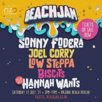 Beachjam, Sonny Fodera, Joel Corry, Low Steppa, Hannah Wants