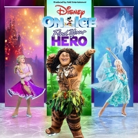 Disney On Ice Presents: Find Your Hero