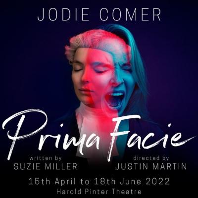 Prima Facie [Jodie Comer]