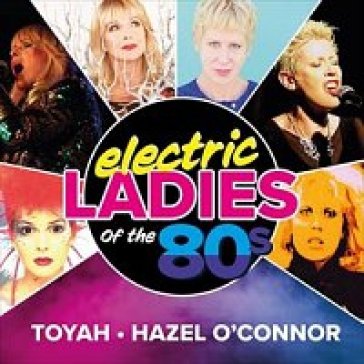 Electric Ladies of the '80s