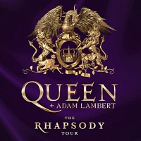 Queen + Adam Lambert - Rhapsody Tour, rescheduled from 2020