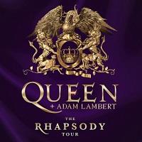 Queen + Adam Lambert - Rhapsody Tour