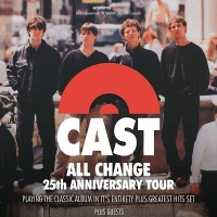 All Change - 25th Anniversary, rescheduled from October