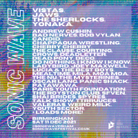 Sonic Wave Festival [Rescheduled from May 2020], date change from 24th May