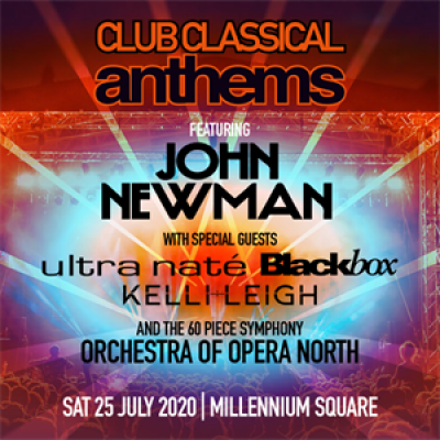 Club Classical Anthems [Rescheduled from July]