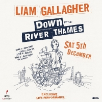 Down By The River Thames - Live Stream from 8PM