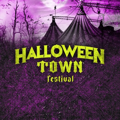 Halloween Town Day 1