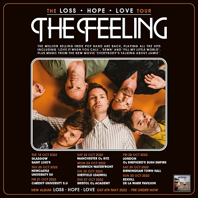 The Loss. Hope. Love. Tour