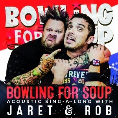 Acoustic sing-a-long with Jaret and Rob